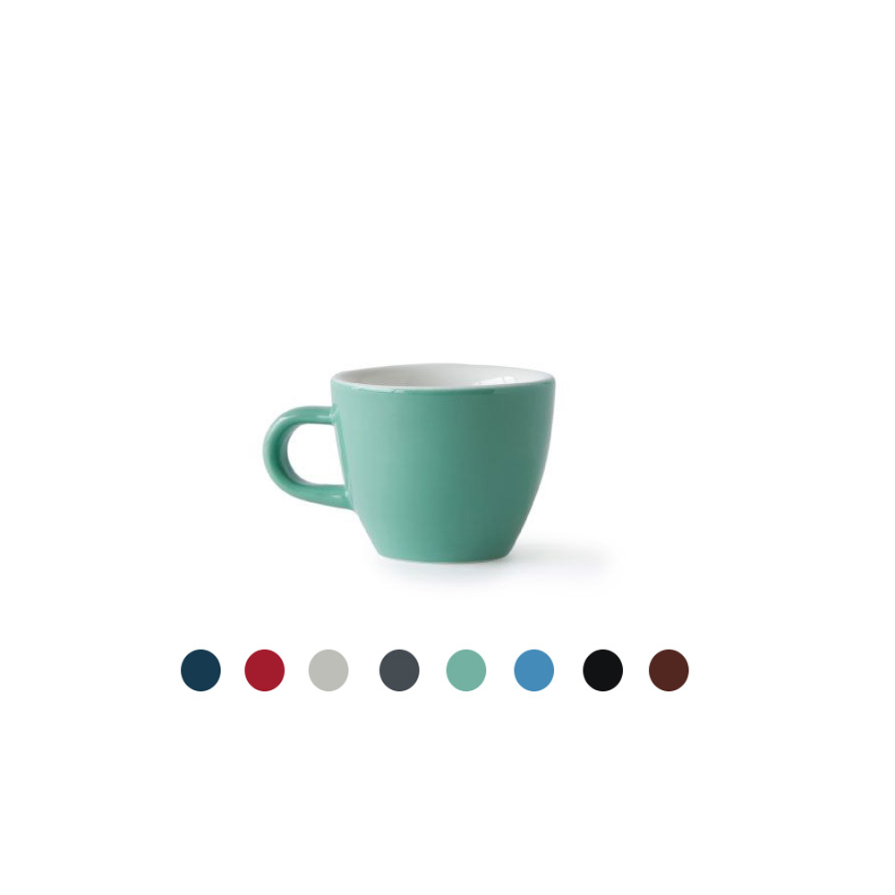 Acme Evolution Demitasse Cup 70ml with Saucer - Muddle Me