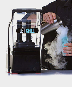 Dry Ice Maker & Frosting Machines