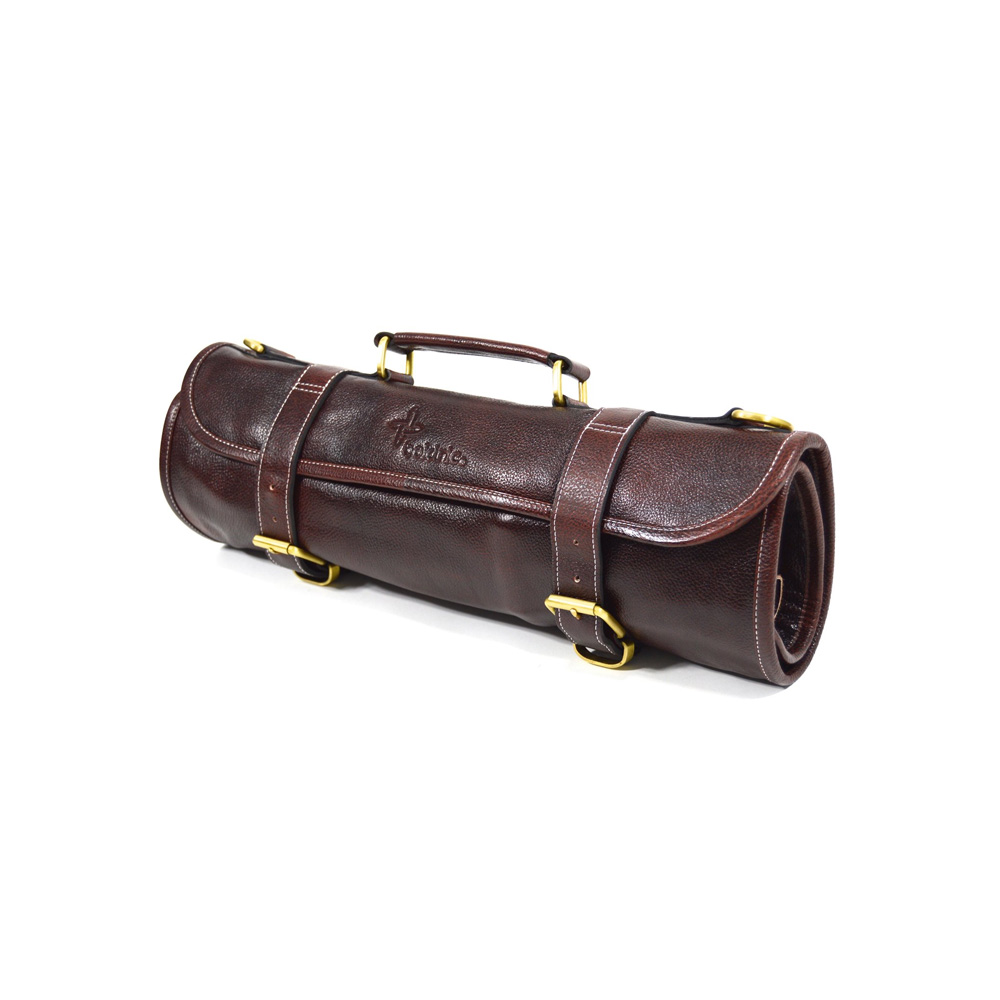 1e91987290f0 Boldric Leather 9 pocket roll